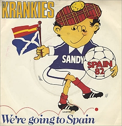 The Krankies - We're Going To Spain