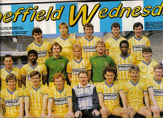 Sheffield Wednesday 85