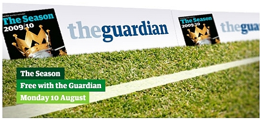 The Season - free with Monday&#039;s Guardian