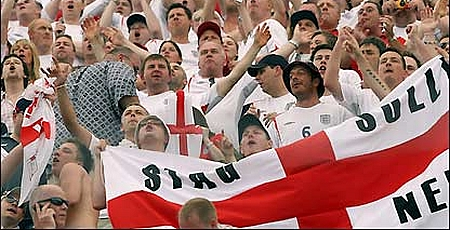 Singing for England