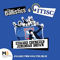The Ballistics front cover - see below for more info