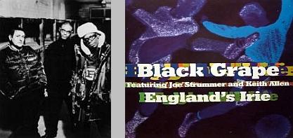 Black Grape - England's Irie