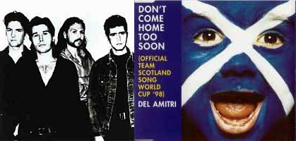 Del Amitri - Don't Come Home Too Soon