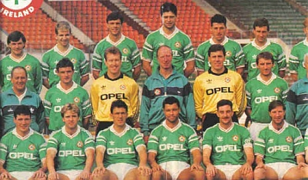 Republic of Ireland 1990 squad