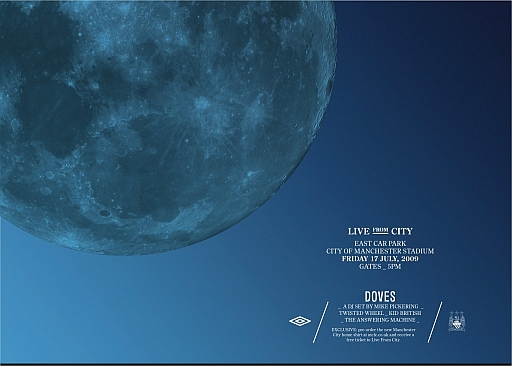Live from City event advert - click to view larger
