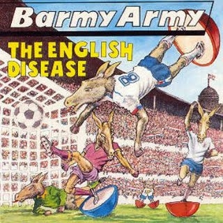 Barmy Army - The English Disease