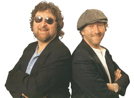 Mr Charles and Mr David