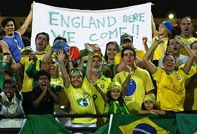 Brasilian fans