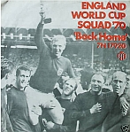 England 1970 Squad - Back Home