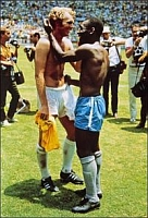 Moore and Pele