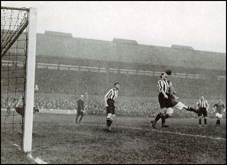 Sunderland versus Chelsea in 1913