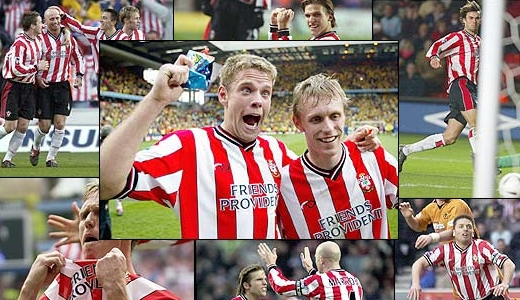Southampton's 2003 FA Cup run