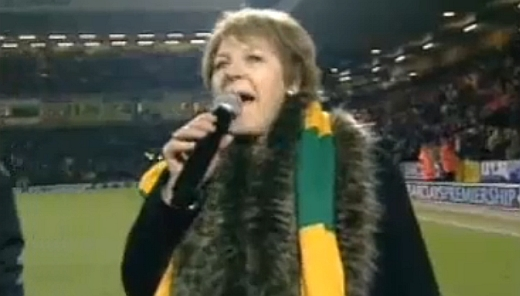 Delia is shouting - Where are you ?