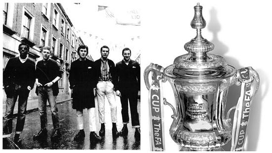 Rude boy FA Cup
