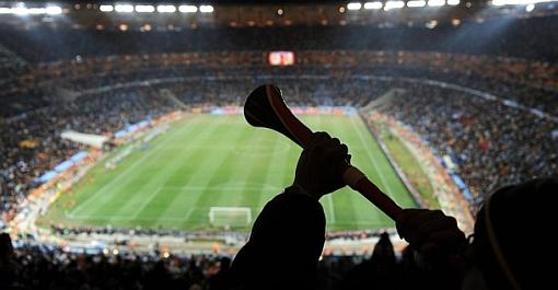 World Cup South Africa Vuvuzela